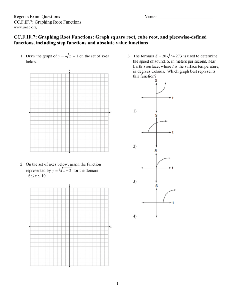 Cc F If 7 Graphing Root Functions Graph Square Root Cube Function Of Roots Step Function Square Roots [ 1024 x 791 Pixel ]