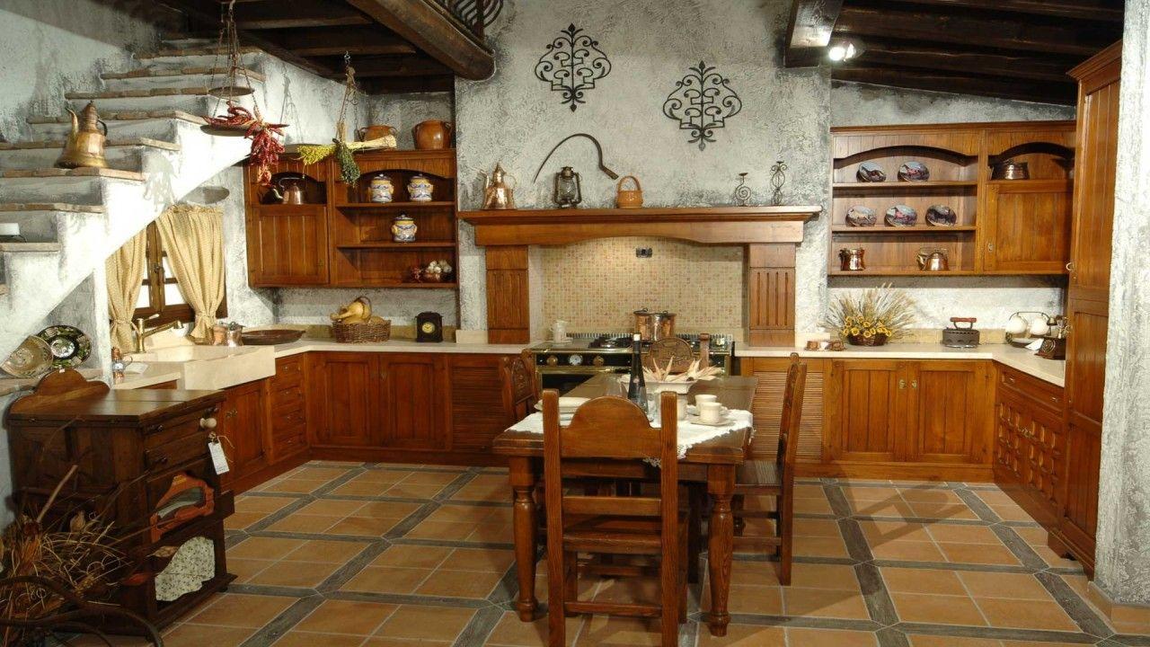 Cucina Elegance: cucina rustica Il Borgo Antico   Cucina   Pinterest ...