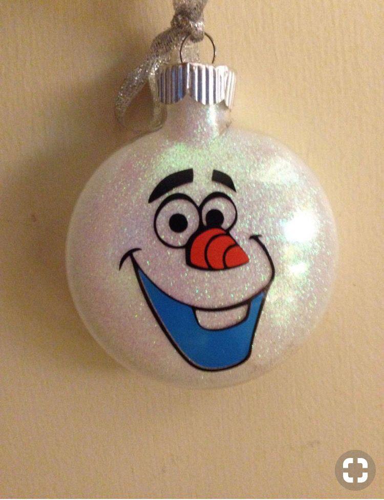 DIY Olaf Disney Christmas Ornament - DIY Olaf Disney Christmas Ornament It's A Disney Christmas