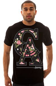 Image of Ca Floral Tee