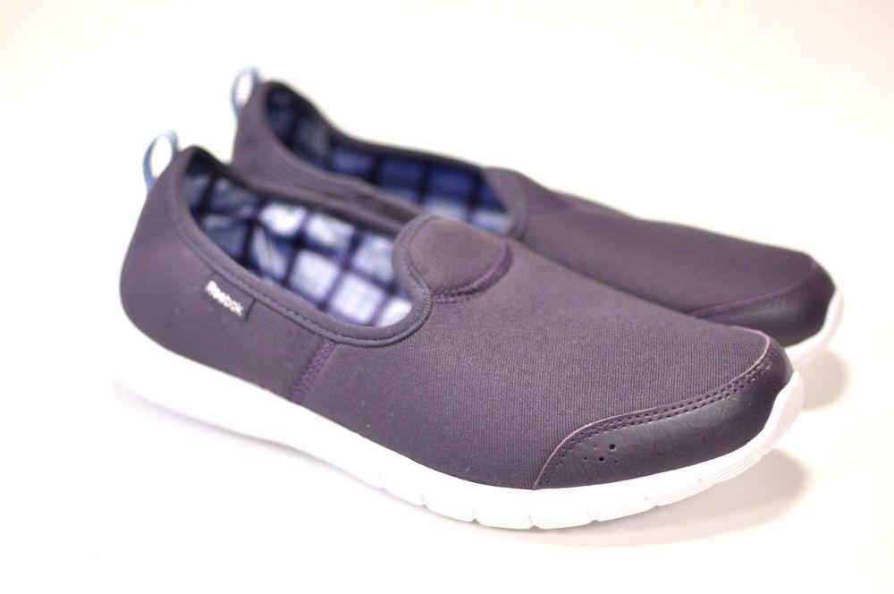 tania wyprzedaż usa gładki sprzedawca hurtowy REEBOK Womens WALK AHEAD Walking Shoe SIZE 9 Memory Tech ...
