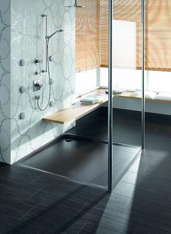 badezimmer praktische wohntipps eine ebenerdige dusche ist eine berlegung wert - Dusche Renovieren Schimmel