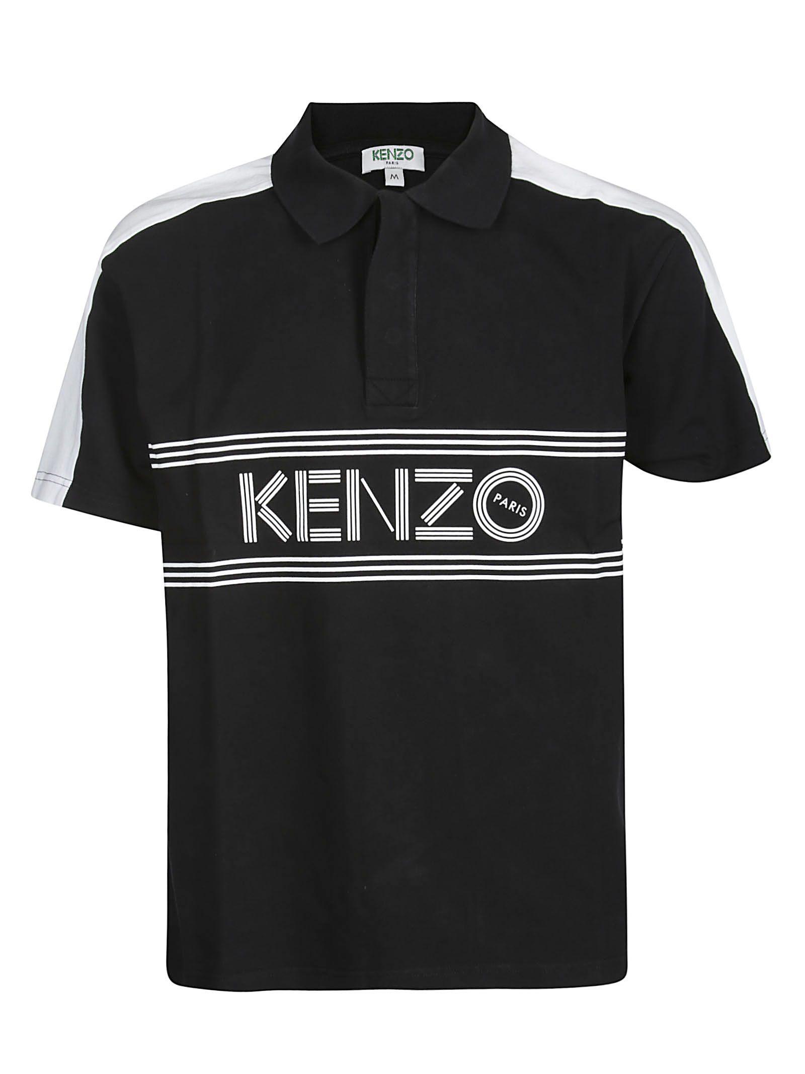 d9bab0f8 KENZO LOGO POLO SHIRT. #kenzo #cloth   Shirts in 2019
