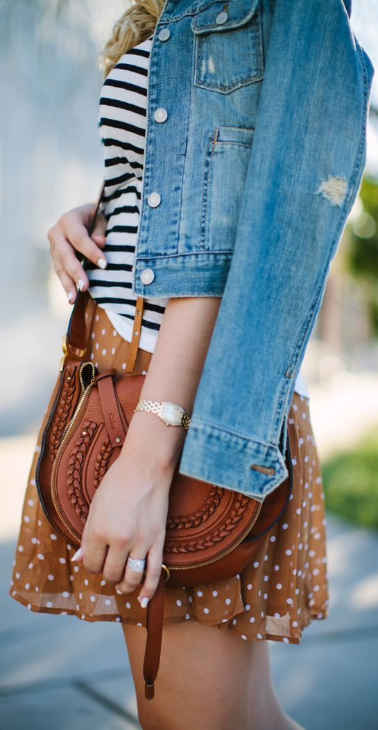 Fall Favorites Outfit Idea by A Little Dash Of Darling
