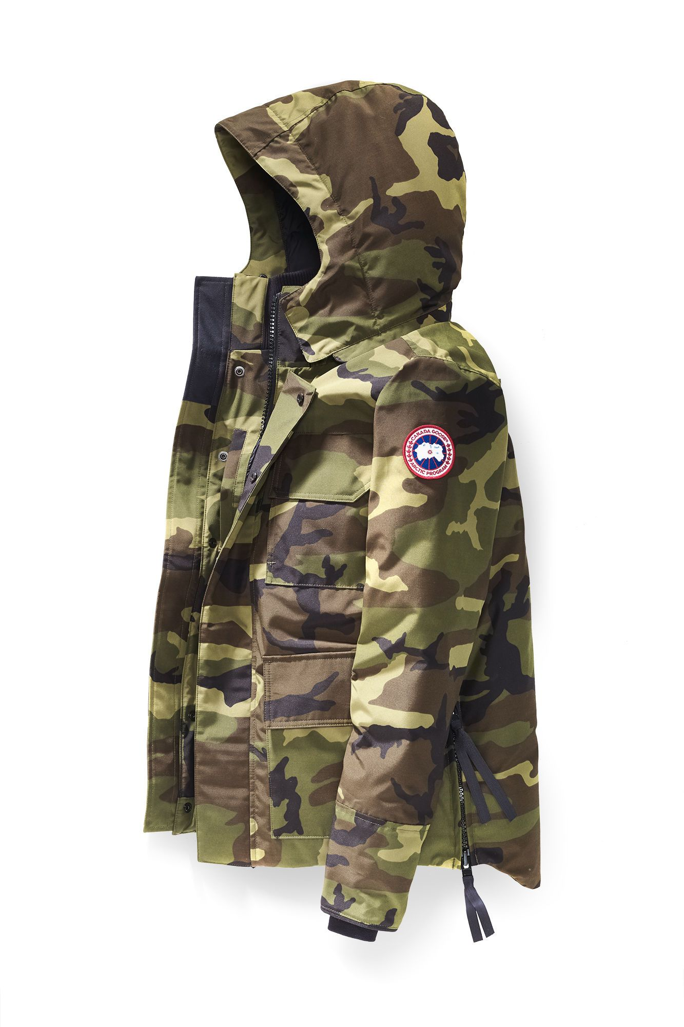 8f8ac6a126d58 Canada Goose Maitland Parka- Camo | Style... in 2019 | Mens parka ...