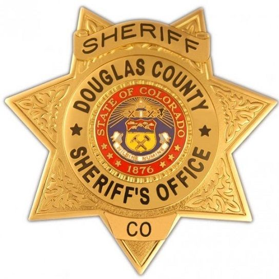 Image result for douglas county sheriff badge