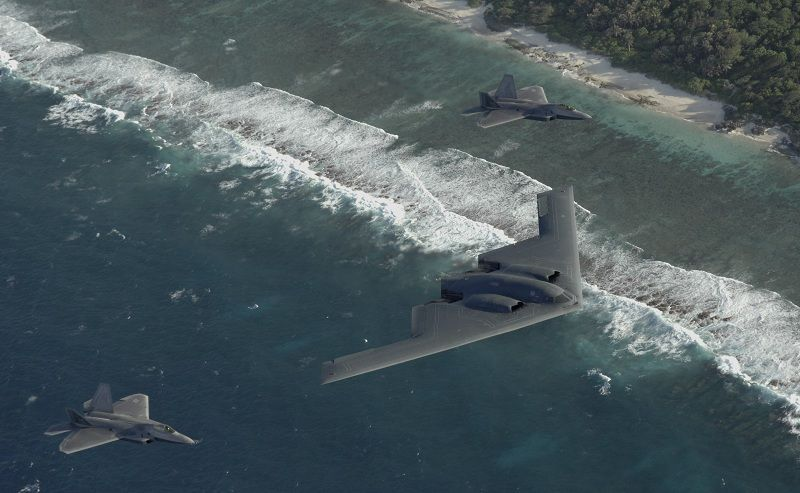 """U.S. Strategic Command announced on Wednesday the U.S. military had deployed three B-2 bombers on a training mission to the Asia-Pacific region on Tuesday.The B-2s would """"integrate and conduct training with ally and partner air forces,"""" said a press release by U.S. Strategic Command.U.S. Strategic Command is responsible for U.S. nuclear forces. B-2 bombers are capable of launching nuclear as well as conventional weapons.""""These flights ensure we remain ready to deter strategic attack, now…"""