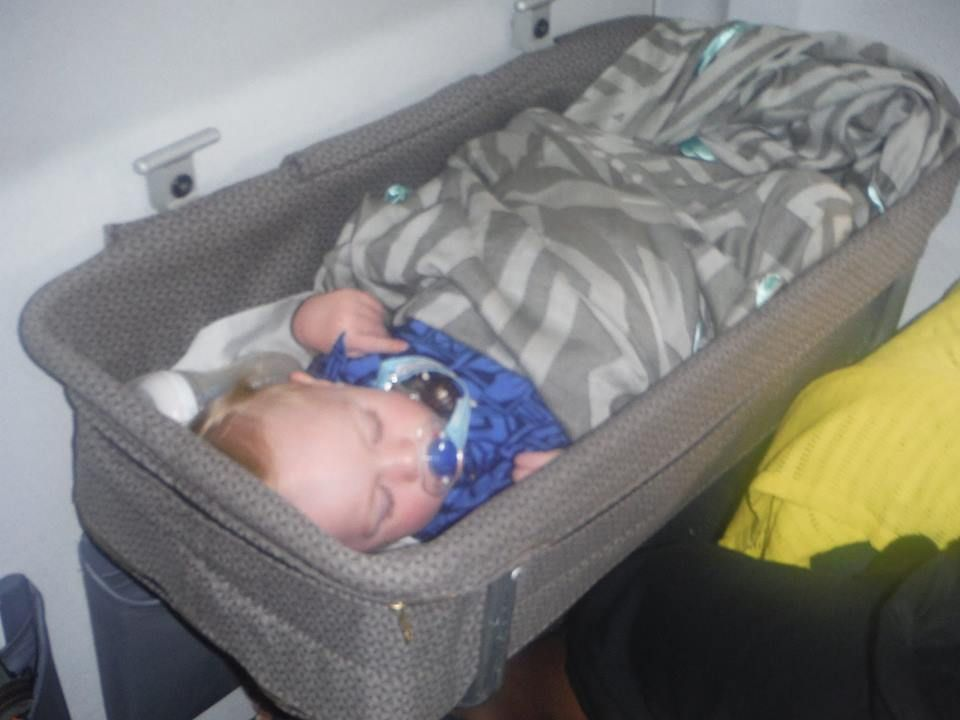 Essential Family Travel Tips | Airline Baby Bassinets