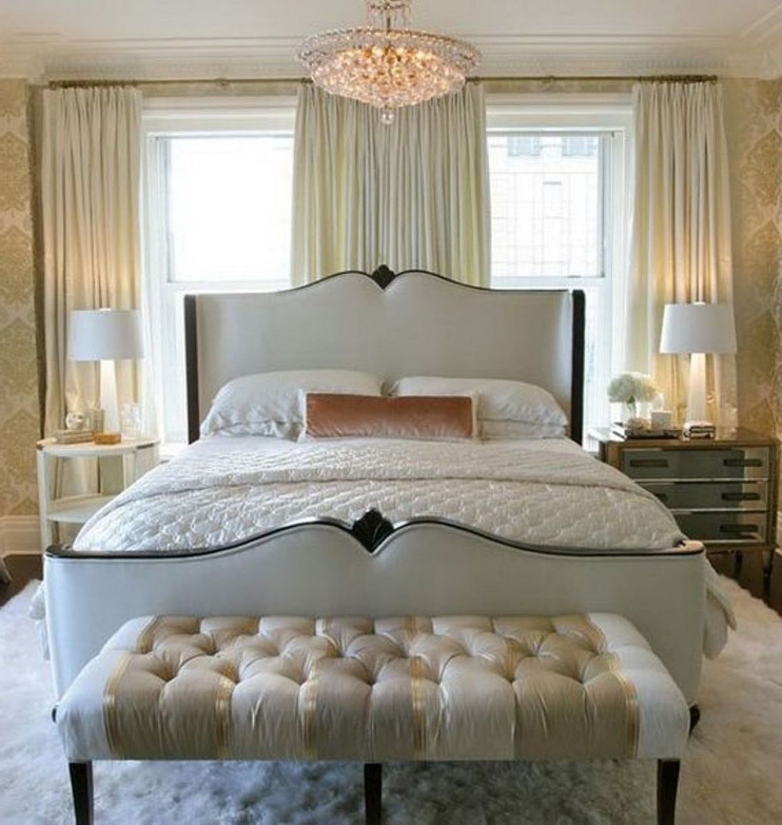 Romantic Bedroom Theme for a Couple | Lovable Nights with ...