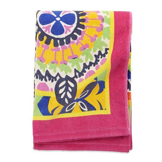 Ebay Vera Bradley Beach Towel: Vera Bradley Beach Towel In Rio