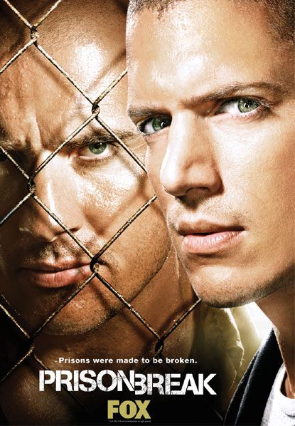 Prison Break Awesome Show Check Out All 5 Seasons On Netflix