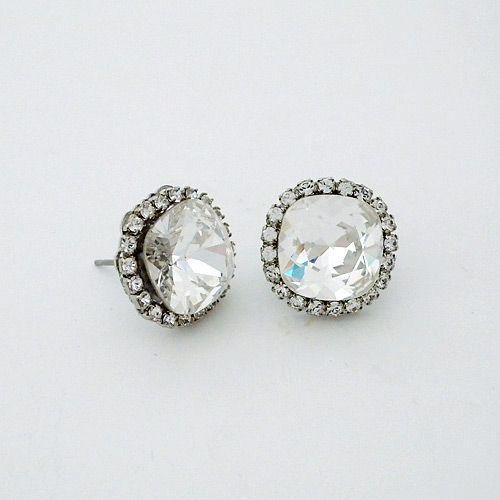 Haute Bride Jewelry, Earrings, Hollywood Glam Earrings Posts