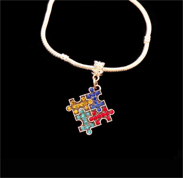 is spectrum id autism bracelet every the protects people an on jewelry medical autistic