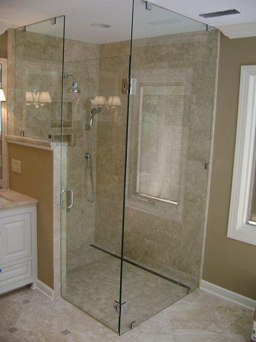 Showers Corner Shower Doors Corner Shower Glass Shower Doors