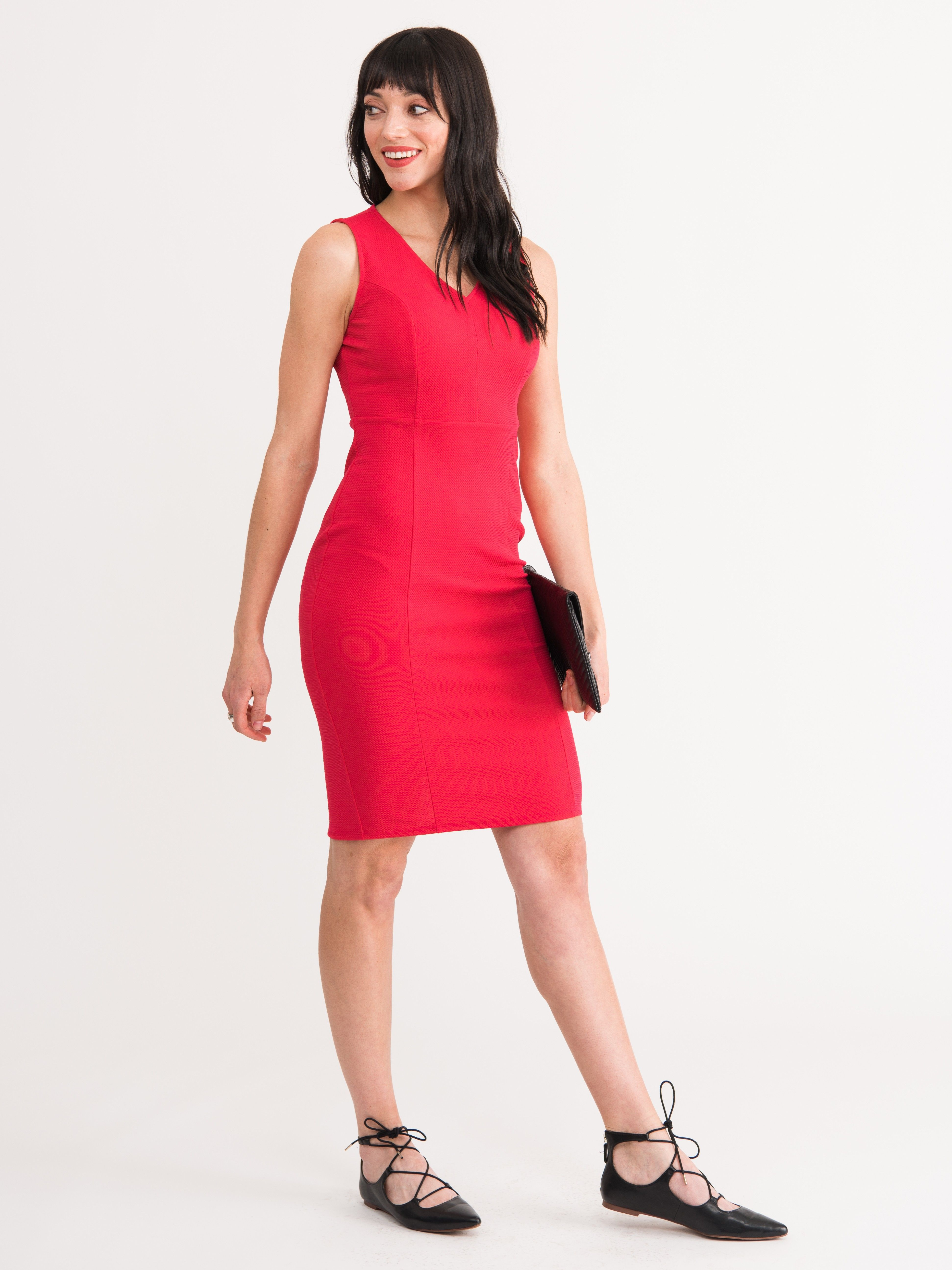 The perfect dress for almost any occasion the office a wedding
