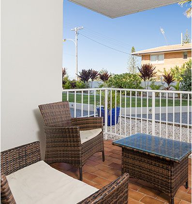 2B Standard These comfortable units with 2 bedrooms and