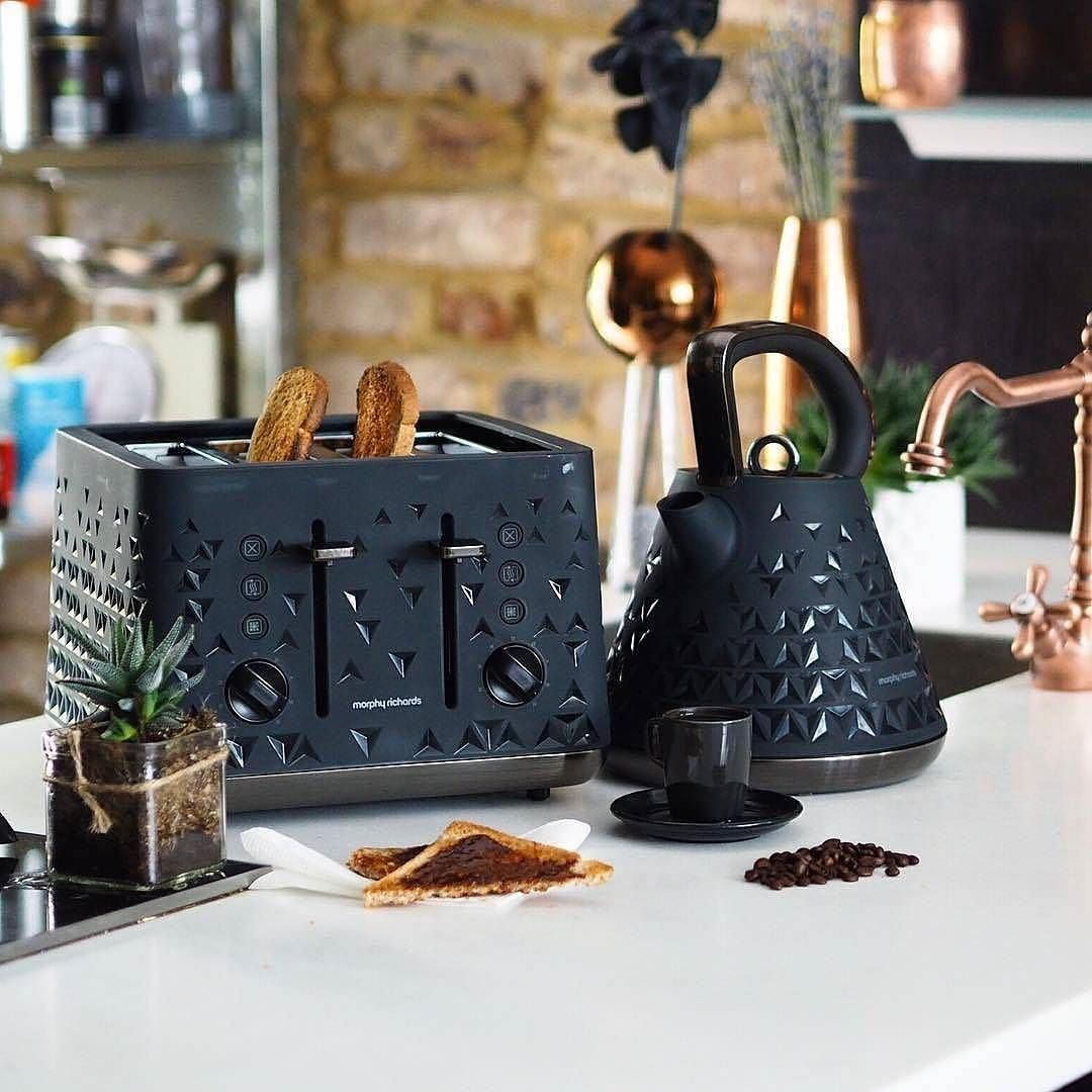Our prism collection of kettle and toaster Kettle and