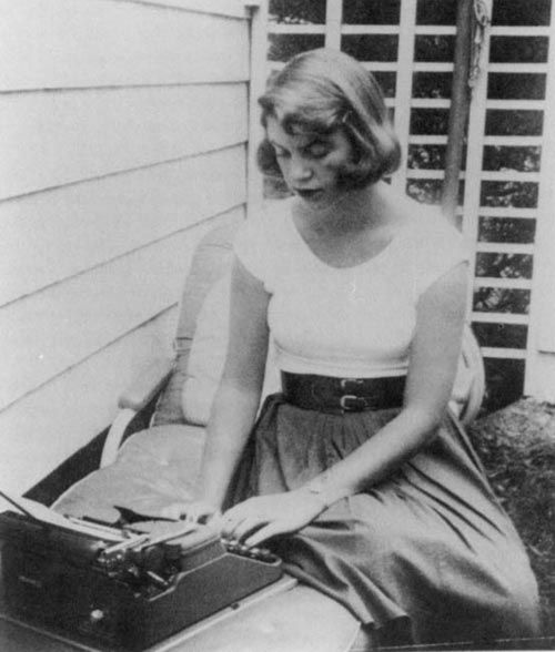 """On February 11, 1963 Sylvia Plath committed suicide. Nearly fifty years after her death, her poetry continues to haunt and inspire millions of readers."""