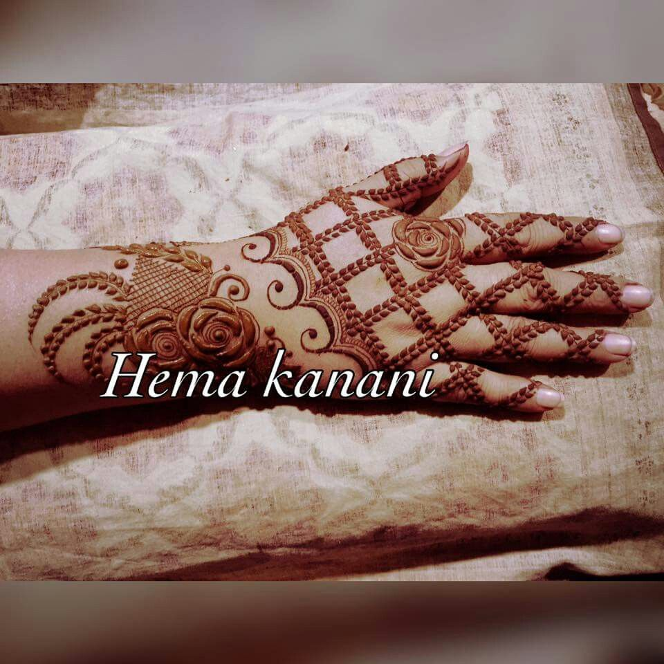 Images about mehndi design on pinterest mehndi - Mat And Rose Henna Design