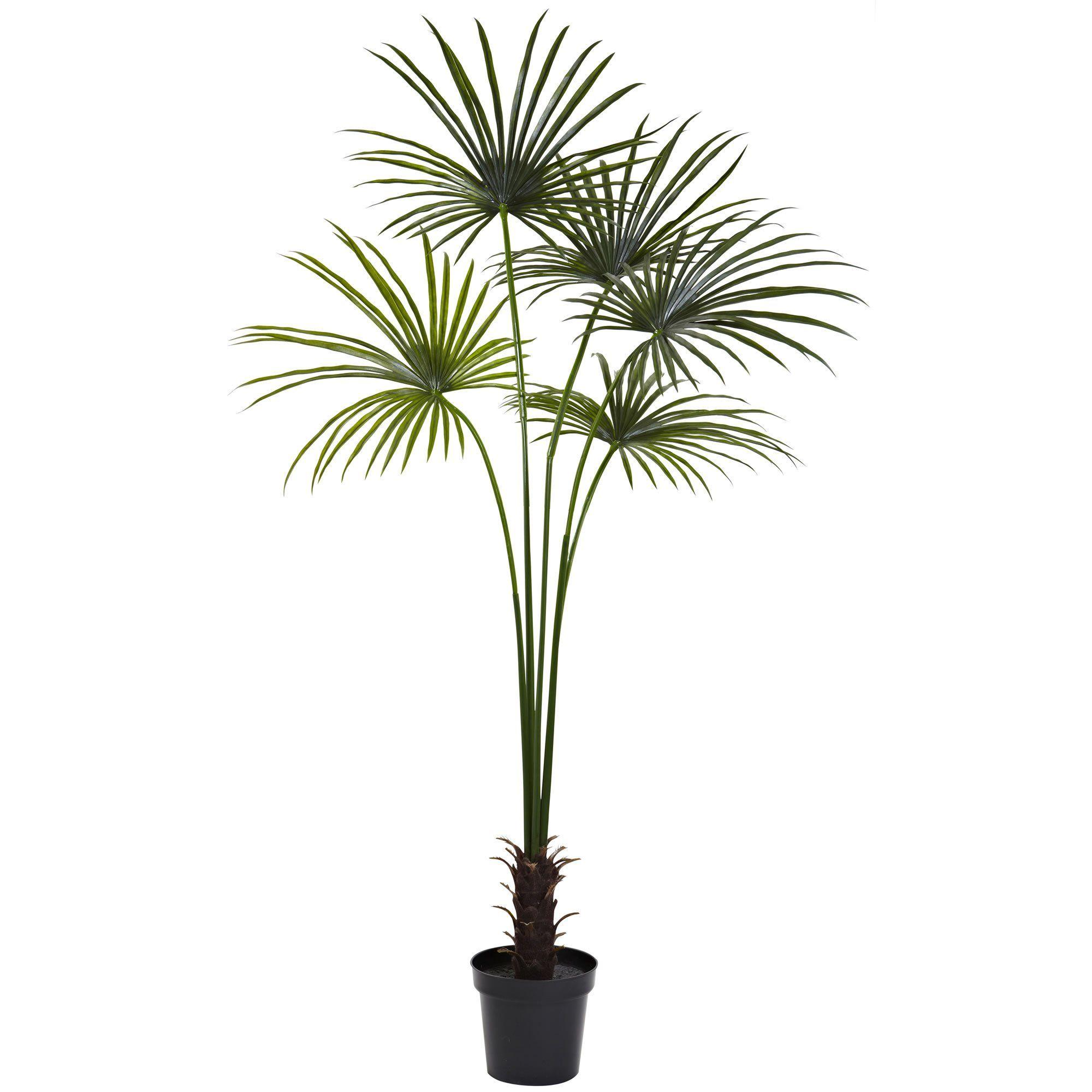 Artificial tree foot fan palm tree products pinterest