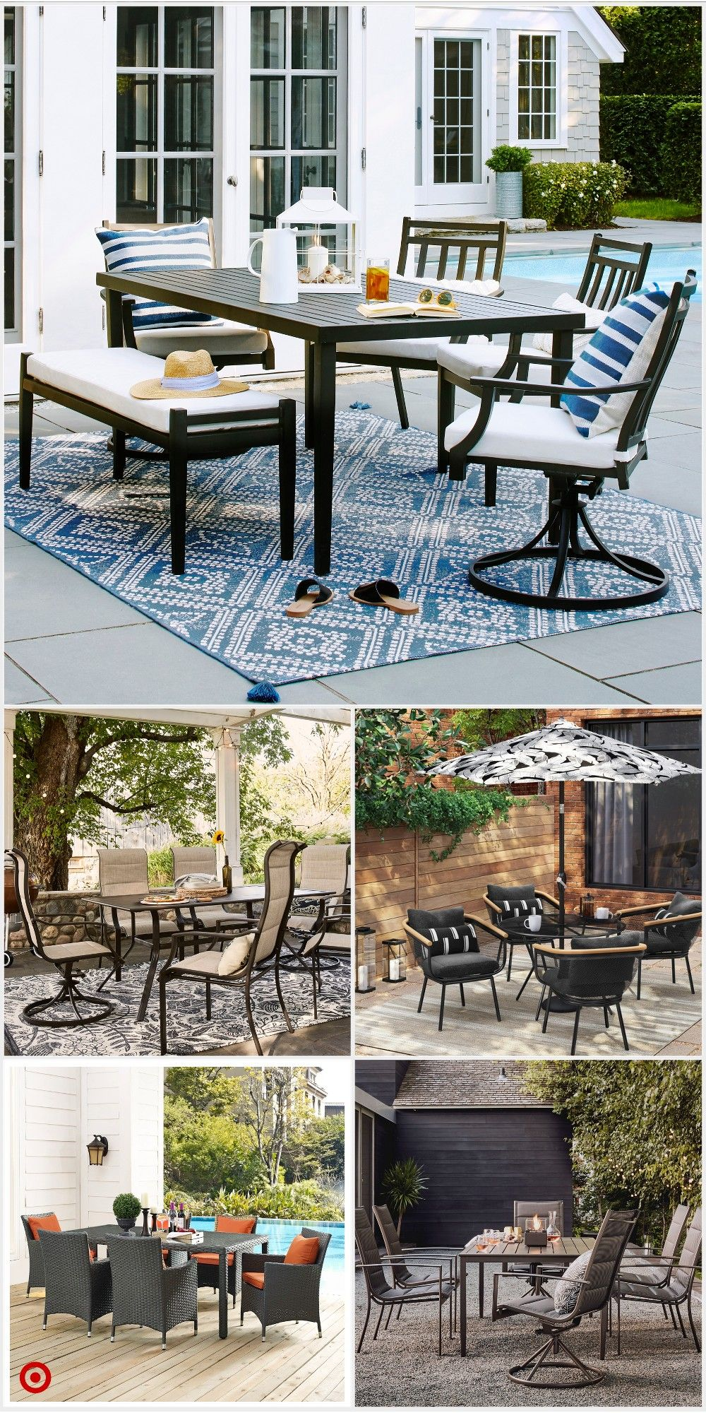 Shop Target for patio dining table you will love at great ... on Target Outdoor Living id=30659