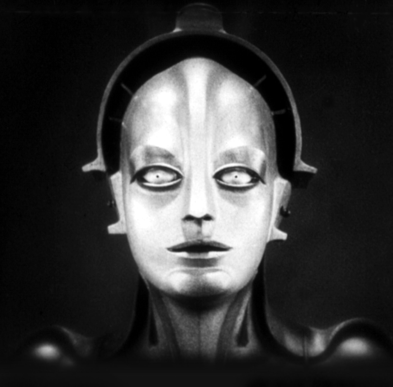Maria from Fritz Lang's 1927 Metropolis Film