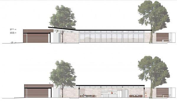 Planos arquitectura fachada buscar con google arqui for Libros de planos arquitectonicos