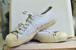 927878ba020b Jack Purcell Vantage Vintage Sneakers Made IN USA Size 7 5 US