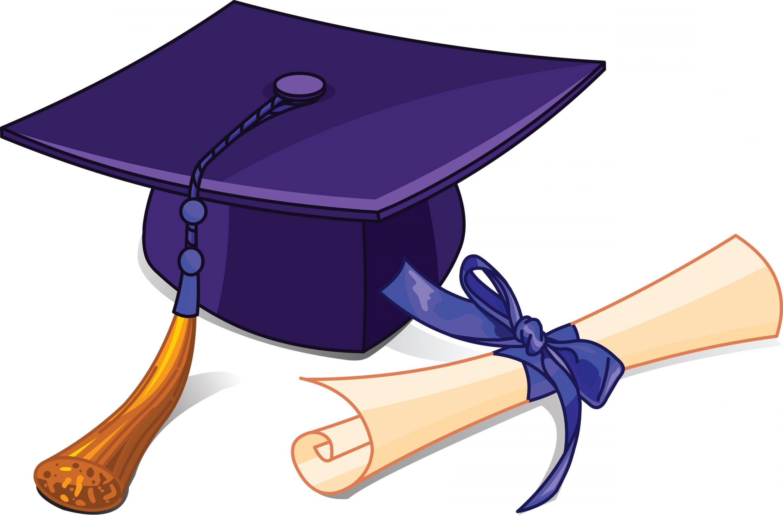 free 2017 graduation clip art layout best high school graduation rh pinterest com Cap and Diploma Clip Art Black and White Cap and Diploma Clip Art Black and White