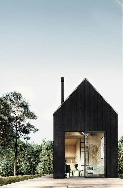 Cool Modern Simple Wooden House Designs To Be Inspired By: 36+ Shipping Container Home Designs To Be Inspired – Design Kaktus In 2020