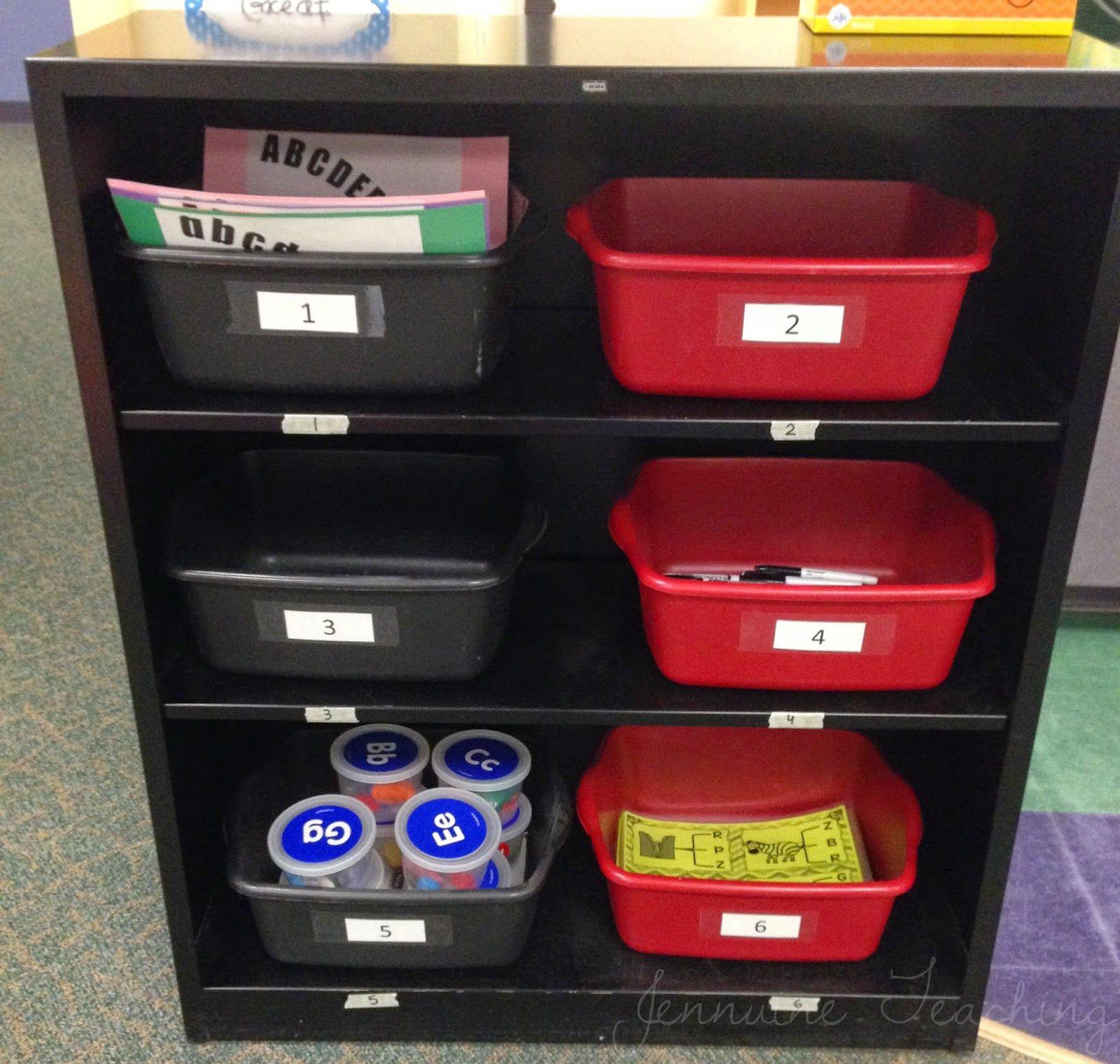 Literacy Centers | Jennuine Teaching
