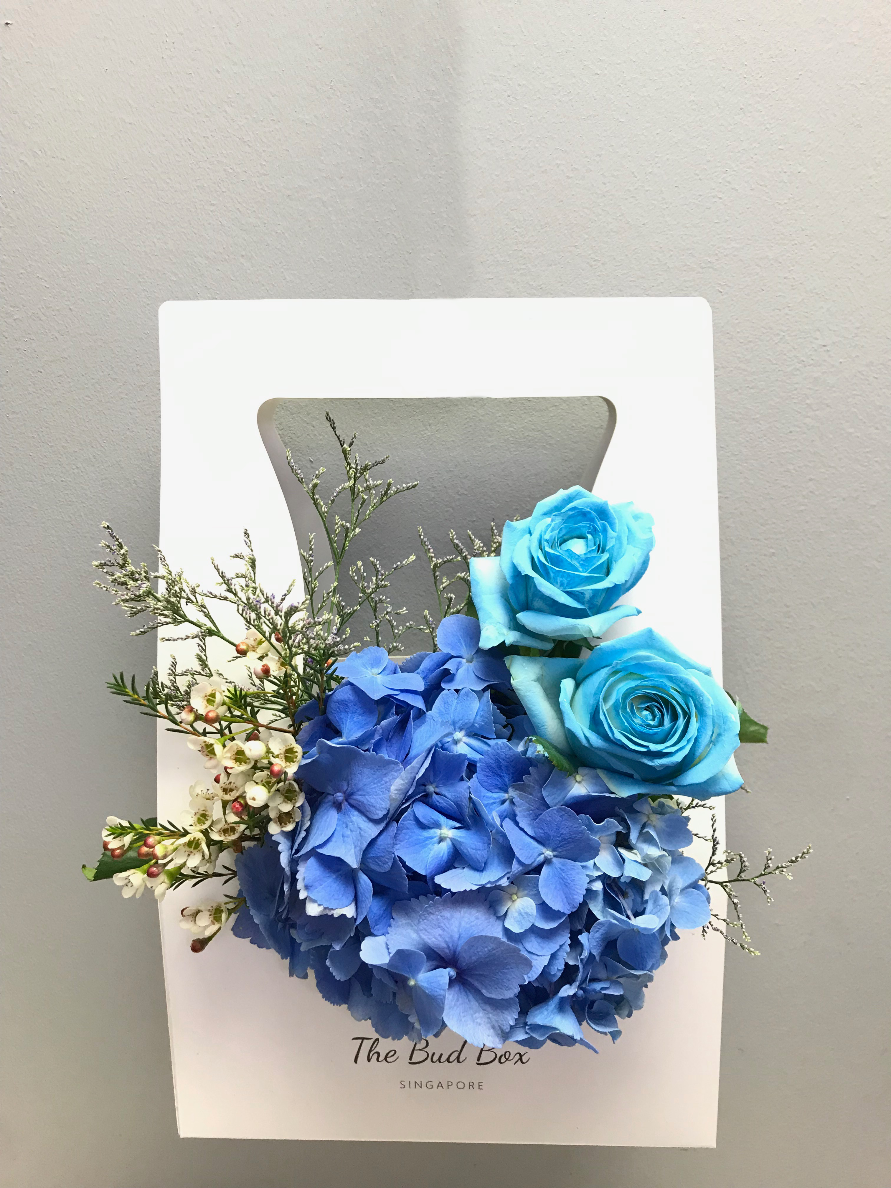 15TH & 16TH JUNE (Blue Hydrangea & Roses) (With images