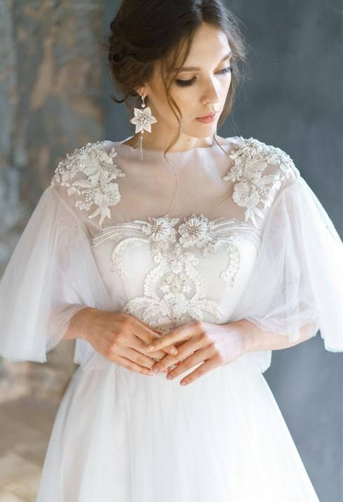 AVRELIA   PREEREAL NEW Collection wedding dress   Pinterest ...