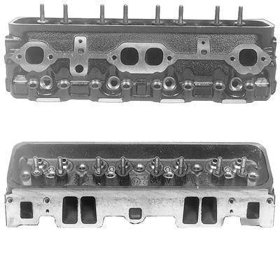 A Quick Reference Catalog Of Small Block Chevy Cylinder Head Casting
