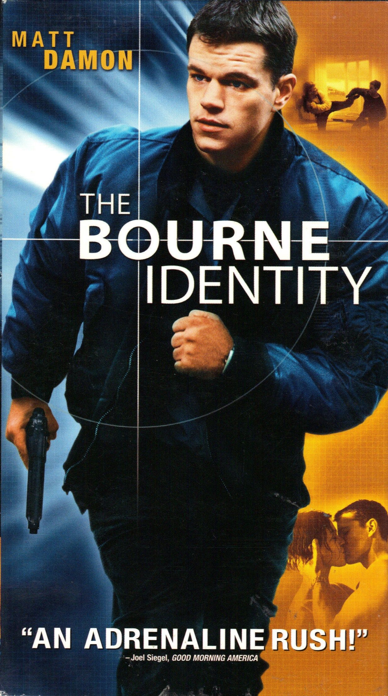 The Bourne Identity will always have a special place in my heart