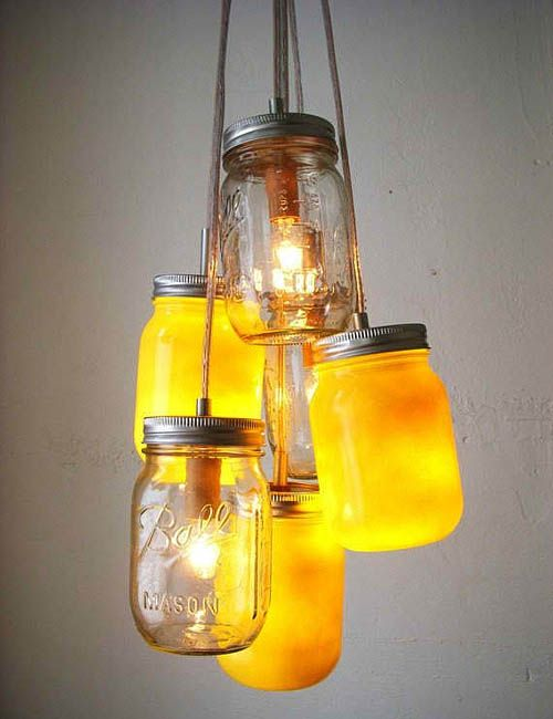 We don't usually throw our mason jars  at home because they are good containers of anything from food to small non-food items but if we h...
