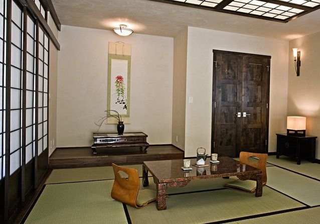 Japanese style living room with design with neutral colors | Decolover.net & Japanese style living room with design with neutral colors ...