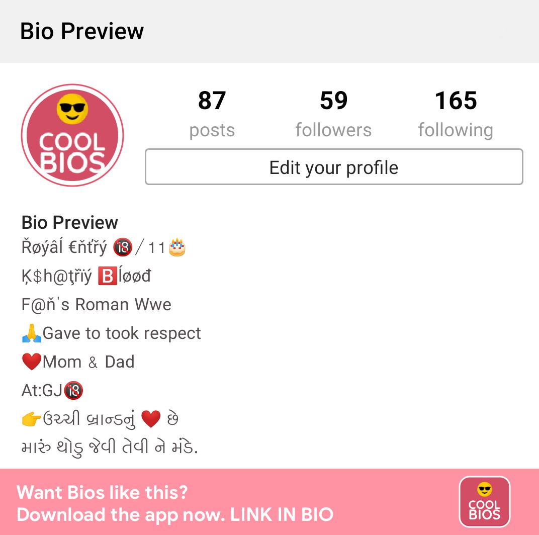 How to write Instagram bios like boss  Bio quotes, Insta bio