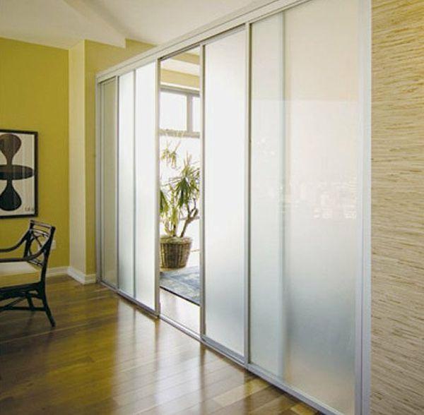 schiebet ren als raumteiler mehr privatheit in der kleinen wohnung wohnen pinterest. Black Bedroom Furniture Sets. Home Design Ideas