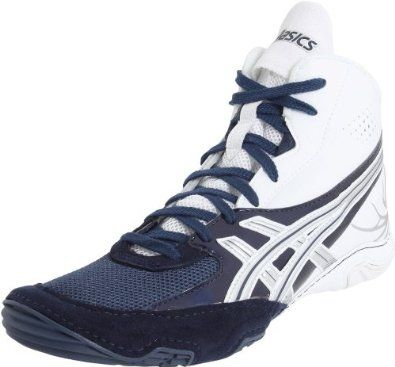 new style a43d6 8a35a asics Men s Cael V4.0 Wrestling Shoe