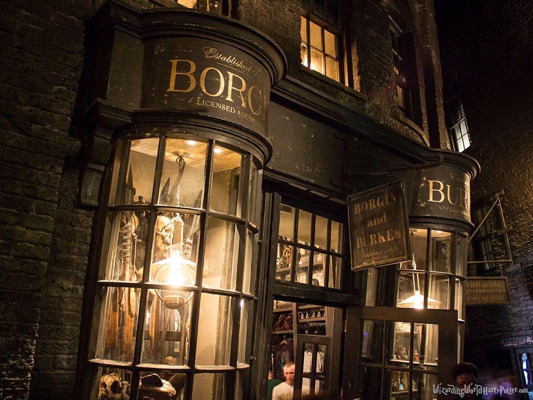 Borgin Burkes Harry Potter Theme Park Wizarding World Harry Potter Orlando Harry Potter Theme Park Harry Potter Orlando Harry Potter Fantastic Beasts