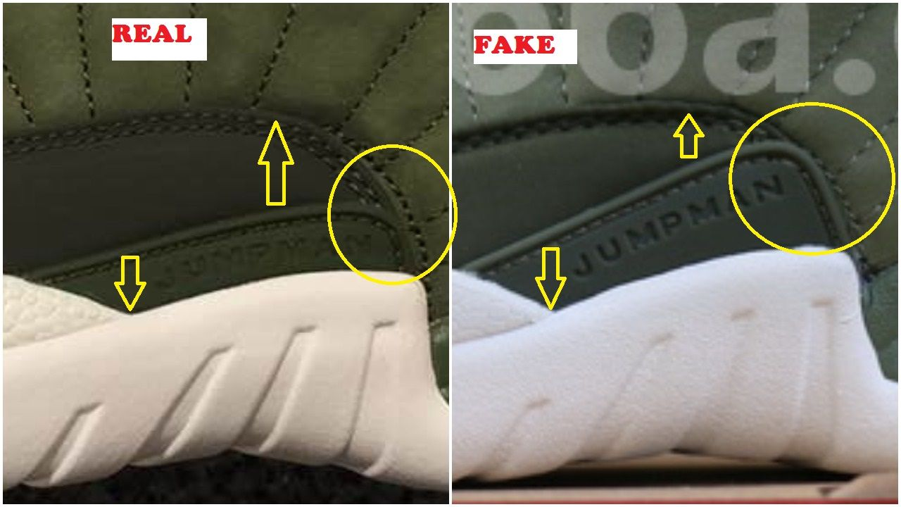 4cda5891e5d0d9 Quick Tips To Identify The Fake Air Jordan 12 CP3 Class Of 2003 – Housakicks