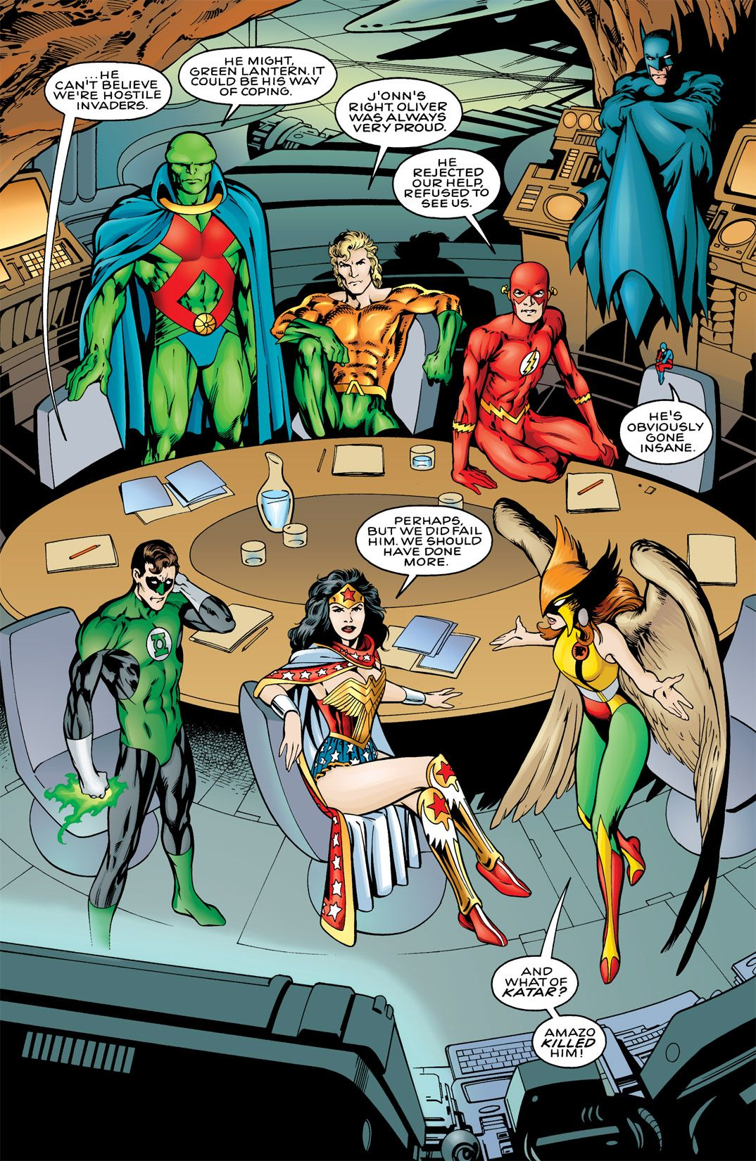 More Like A Justice League | Sequential Art | Pinterest | Justice ...