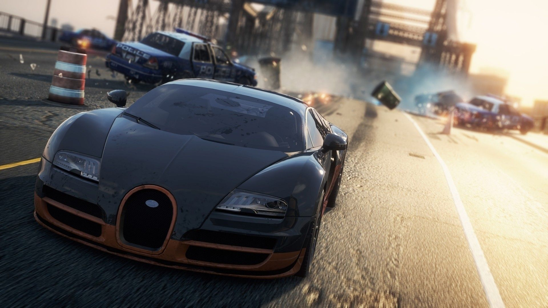Need for Speed Most Wanted HD Desktop Wallpaper for