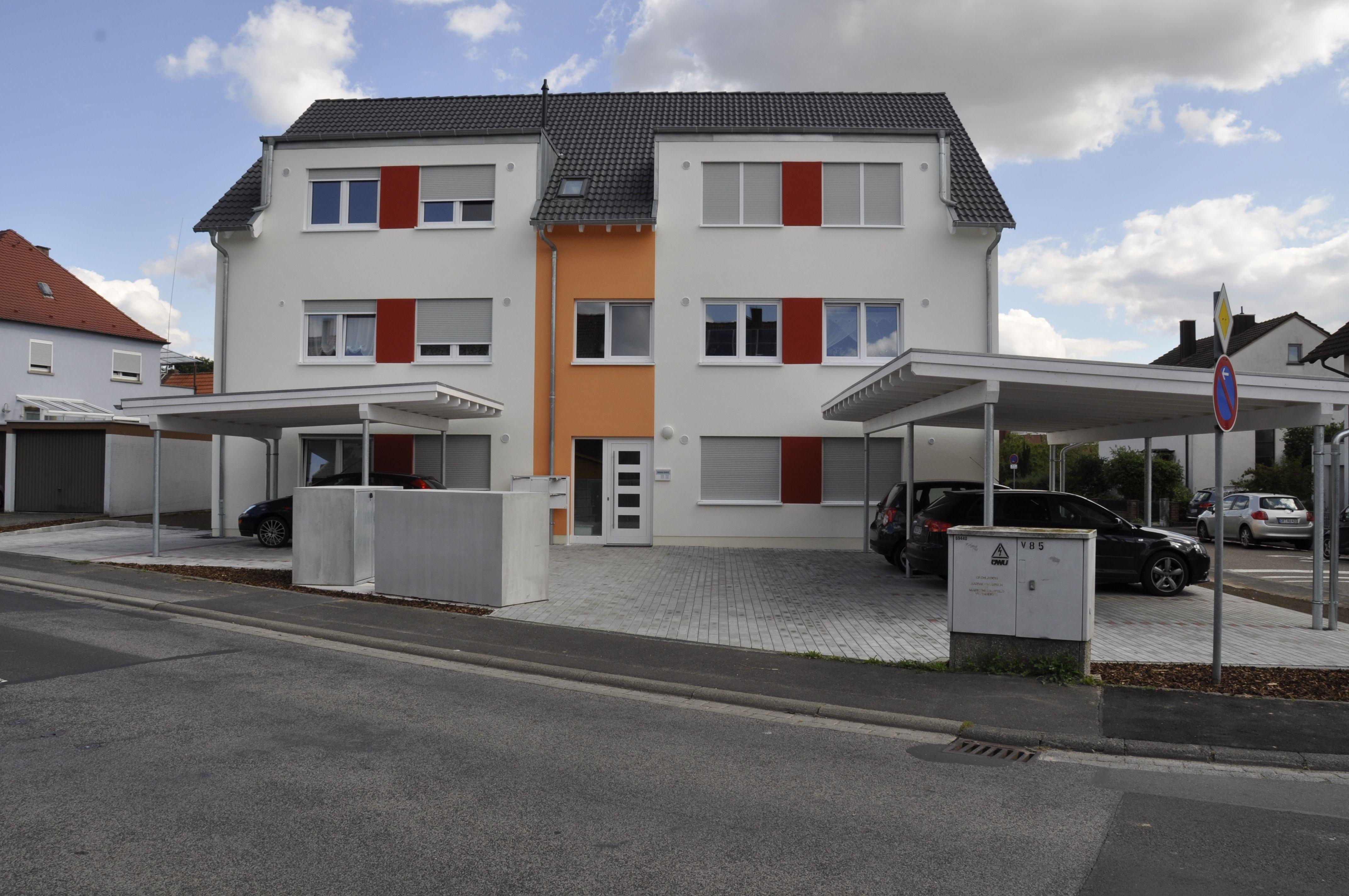 Mehrfamilienhaus in Marktheidenfeld