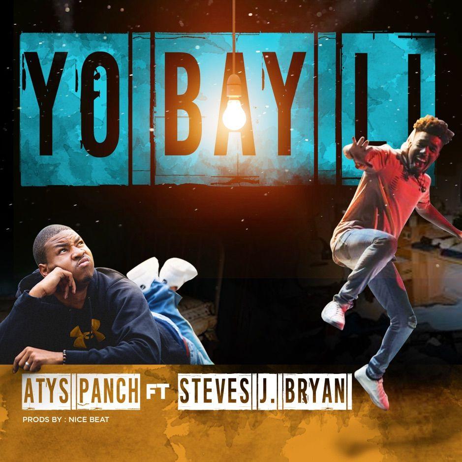 Yo Bay Li Feat Steves J Bryan Single By Atys Panch Ad Steves Feat Single Bryan Affiliate Steve J Logo Inspiration Vintage Steve