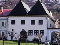 Kremnica – Rodný dom J.L.Bellu
