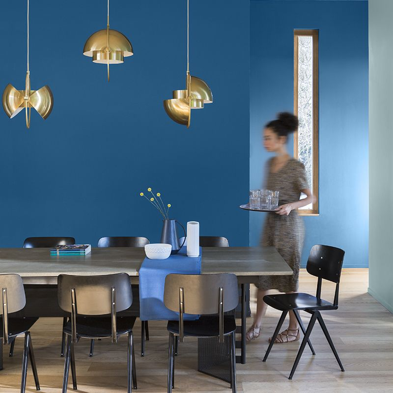 Bleu Canard Bleu Alizé V33 Colorissim Peinture Multi