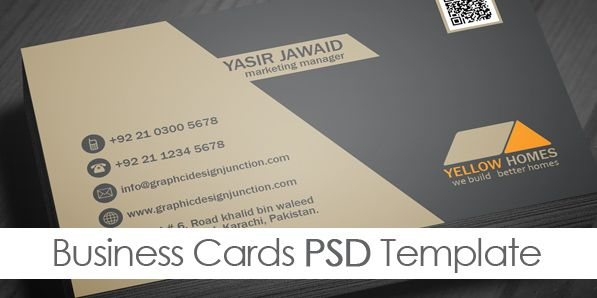 Free Real Estate Business Card Template Psd Freebies Graphic - Free business cards templates photoshop