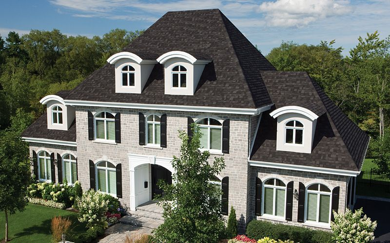 Best Iko Shingles Dual Black Shingle House Roof Shingles 400 x 300